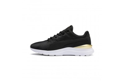 Puma Adela Women's Sneakers Black -  Black Sales