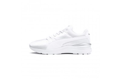Puma Adela Women's Sneakers White- White Sales