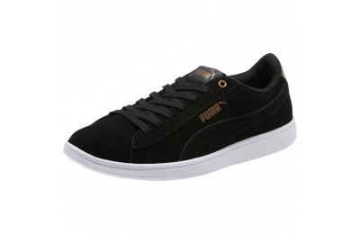 Puma Puma Vikky AOS Metallic Sneakers Black-Metallic Bronze Sales