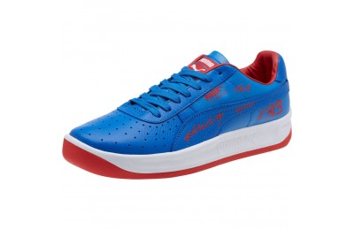 Puma GV Special Detriot Sneakers Strong Blue-High Risk Red Sales