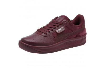 Puma California Velour Mix Women's Sneakers Fig-Metallic Ash Sales
