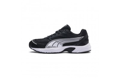 Puma Axis Sneakers Black- White Sales