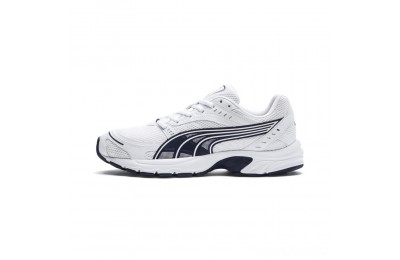 Puma Axis Sneakers White-Peacoat Sales