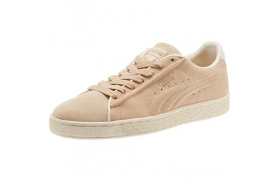 Puma Suede Classic Raised Formstrip Sneakers Natural Vachetta-Whisper w Sales