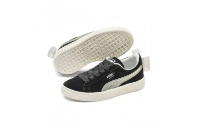 Puma Suede Jelly Bow AC Sneakers INF Black-Glac Gray-Silver Sales