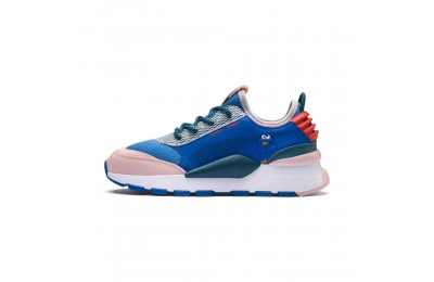 Puma Sesame Street 50 RS-0 Sneakers JRVeiled Rose-Indigo-BlueCoral Sales