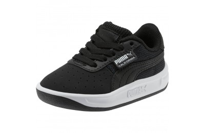 Puma California Sneakers INFP Black- P White- Black Sales