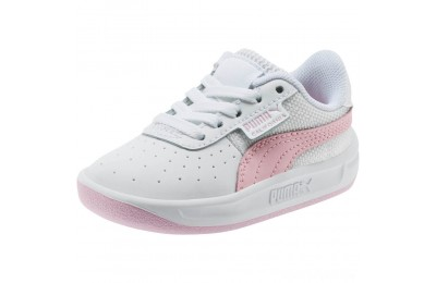 Puma California Sneakers INF Wht-Pale Pink- Wht Sales