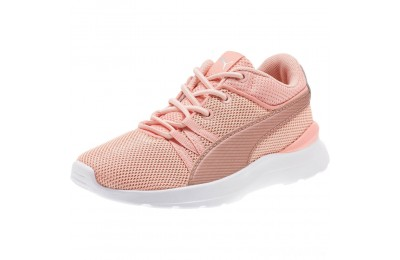 Puma Adela Spark Girl's AC Sneakers PSPeach Bud-Rose Gold Sales