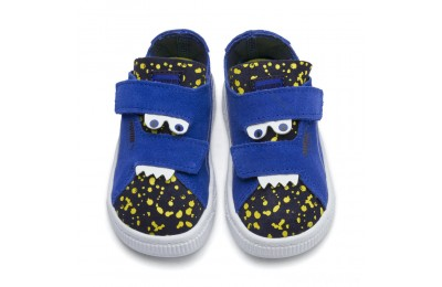 Puma Suede Deconstruct Monster Sneakers PSSurf-Peac-Blazing Yellow Sales