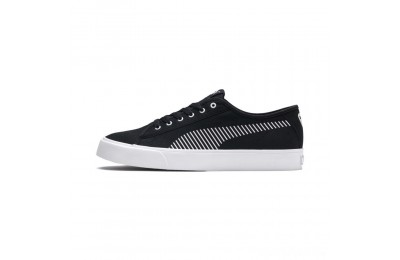 Puma Bari Sneakers Black- White Sales
