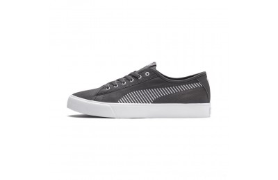 Puma Bari Sneakers Charcoal Gray- White Sales