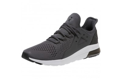 Puma Electron Street Eng MeshAsphalt-Black-Forest Night Sales