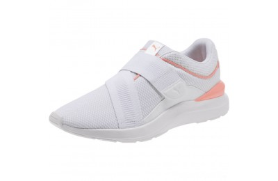 Puma Adela X Women's Sneakers White-Peach Bud Sales