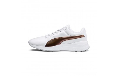 Puma Adela Trailblazer Women's Sneakers White- White Sales