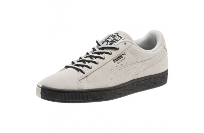 "Puma Suede Classic ""Other Side"" Sneakers Glacier Gray- Black Sales"