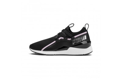 Puma Muse 2 Trailblazer Women's Sneakers Black-Lilac Sachet Sales