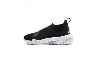 Puma Thunder Trailblazer Women's Sneakers Black-Pale Pink Sales