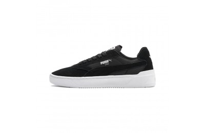 Puma Cali-0 Summer Sneakers Black- Wht- Wht Sales