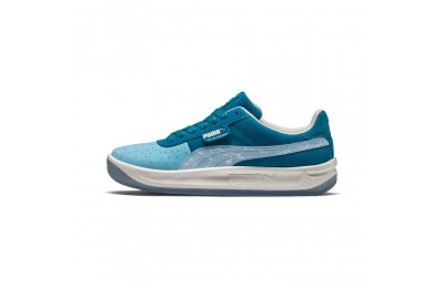 Puma California Pool Sneakers BluAtol-CribeanSea-Whspr Wht Sales