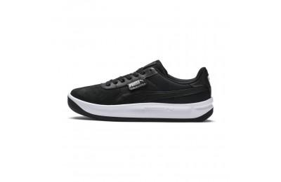Puma California Sneakers P Black-P White-P Black Sales