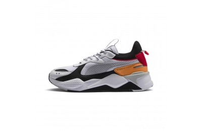 Puma RS-X Tracks White- Black Sales