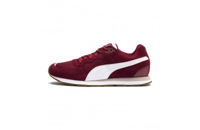 Puma Vista Sneakers Cordovan-White-Silver Gray Sales
