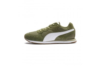 Puma Vista Sneakers Olivine- White-Elm Sales
