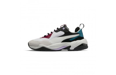 Puma Thunder Rive Droite Women's Sneakers Glacier Gray-Barbados Cherry Sales