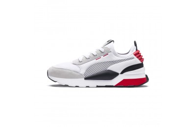 Puma RS-O Winter Inj Toys Men's Sneakers White-High Risk Red Sales