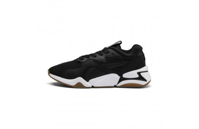Puma Nova '90s Bloc Women's Sneakers Black- Black Sales