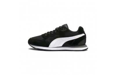 Puma Vista Sneakers JR Black- White Sales