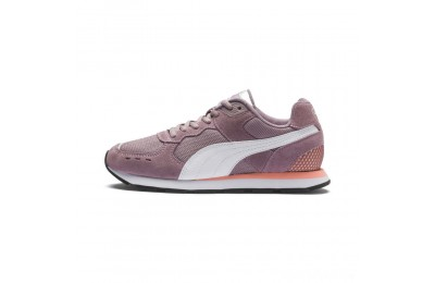 Puma Vista Sneakers JRElderberry- White Sales
