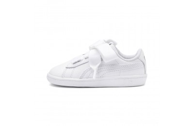 Puma PUMA Vikky Ribbon Satin AC Sneakers PS White- White Sales