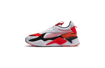 Puma RS-X Reinvention Men's Sneakers White-Red Blast Sales