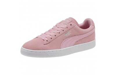 Puma Suede Galaxy Women's Sneakers Pale Pink- Silver Sales