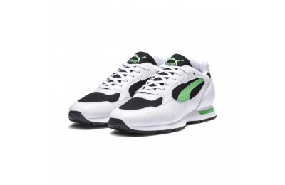 Puma Proclaim Men's Sneakers White-Irish Green Sales