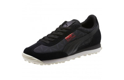 Puma Easy Rider Lux Running Shoes Black-Whisper White Sales