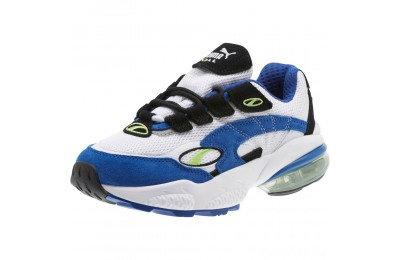 Puma Cell Venom Boys Sneakers JNR White-Surf The Web Sales