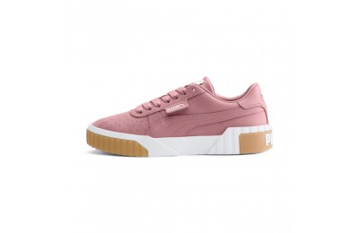 Puma Cali Exotic Women's Sneakers Bridal Rose-Bridal Rose Sales