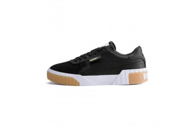 Puma Cali Exotic Women's Sneakers Black- Black Sales