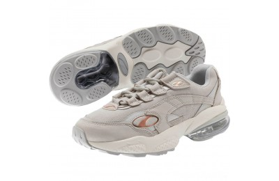 Puma CELL Venom Patent Women's Sneakers Gray Violet-Marshmallow Sales