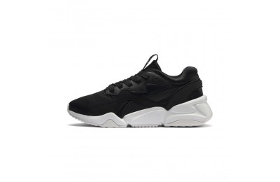 Puma Nova GRL BOSS Women's Sneakers Black- Black Sales
