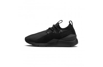 Puma Muse 2 Women's Sneakers Black- Black Sales