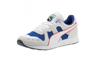Puma RS-100 Core Men's Sneakers White-Surf The Web Sales