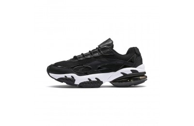 Puma CELL Venom Reflective Sneakers Black- White Sales
