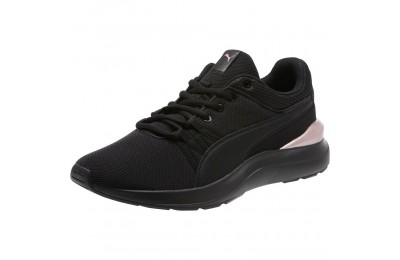 Puma Adela Mesh Women's Sneakers Black-Rose Gold Sales