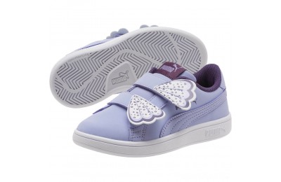 Puma Puma Smash v2 Butterfly AC Sneakers PSSweet Lavender-Indigo-White Sales