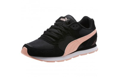 Puma Vista Women's Sneakers Black-Peach Bud Sales