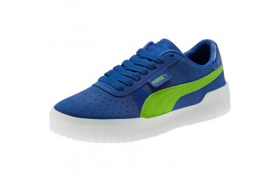 Puma Cali 90 Women's Sneakers Surf The Web-Jasmine Green Sales